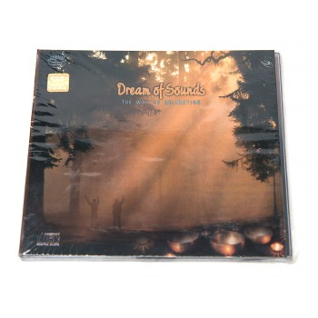 CD Audio Dream of Sounds - The Way of Relaxation
