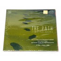 CD Audio The Path - Singing bowl Live in Glen Lyon Montain Scotland