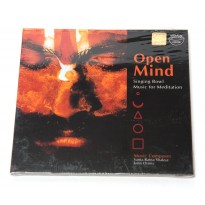 CD Open Mind Singing Bowl - Music for Meditation